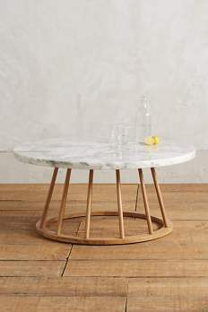 Hollyton Coffee Table, Circle