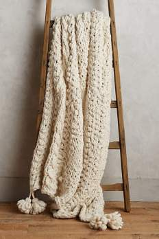 Prairie Chunky Throw