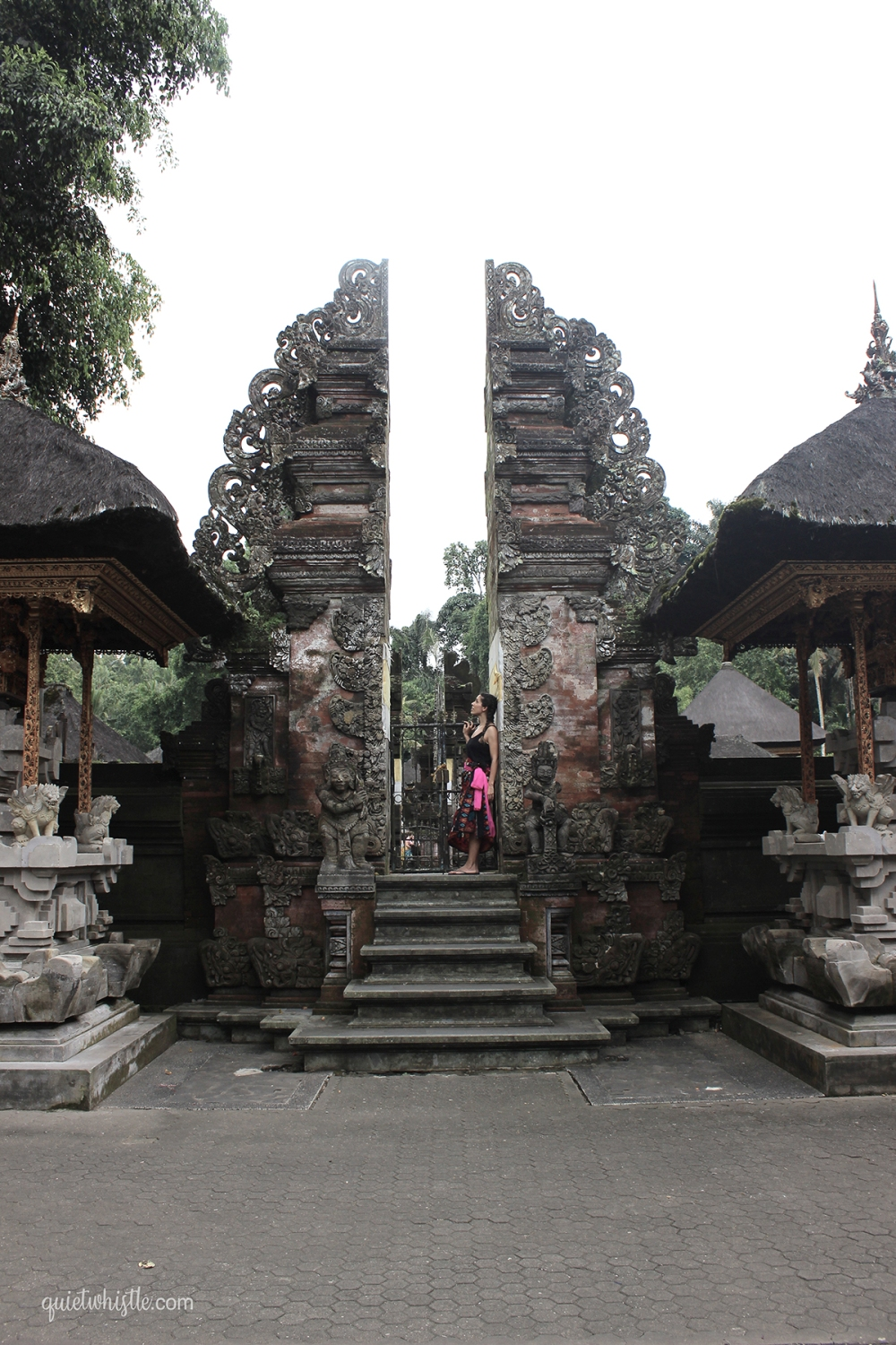 Holy Water Temple, Bali
